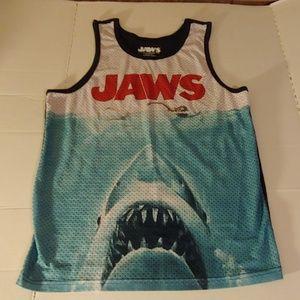 Jaws Tanktop, Tag Size M